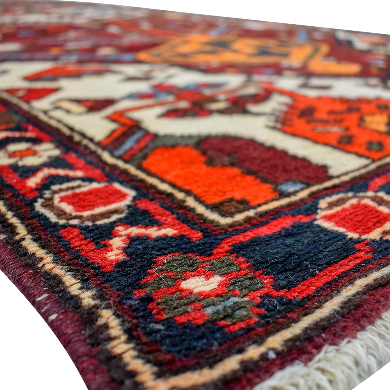Turkish Hand Made Wool Runner Rug