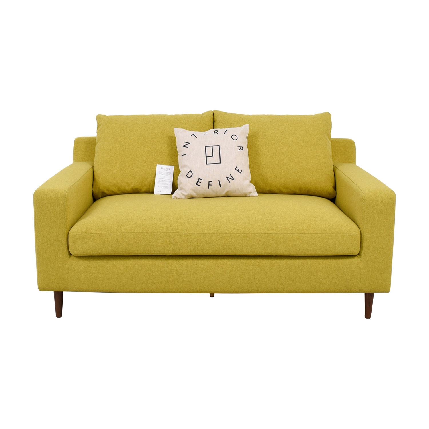 rio single base loveseat