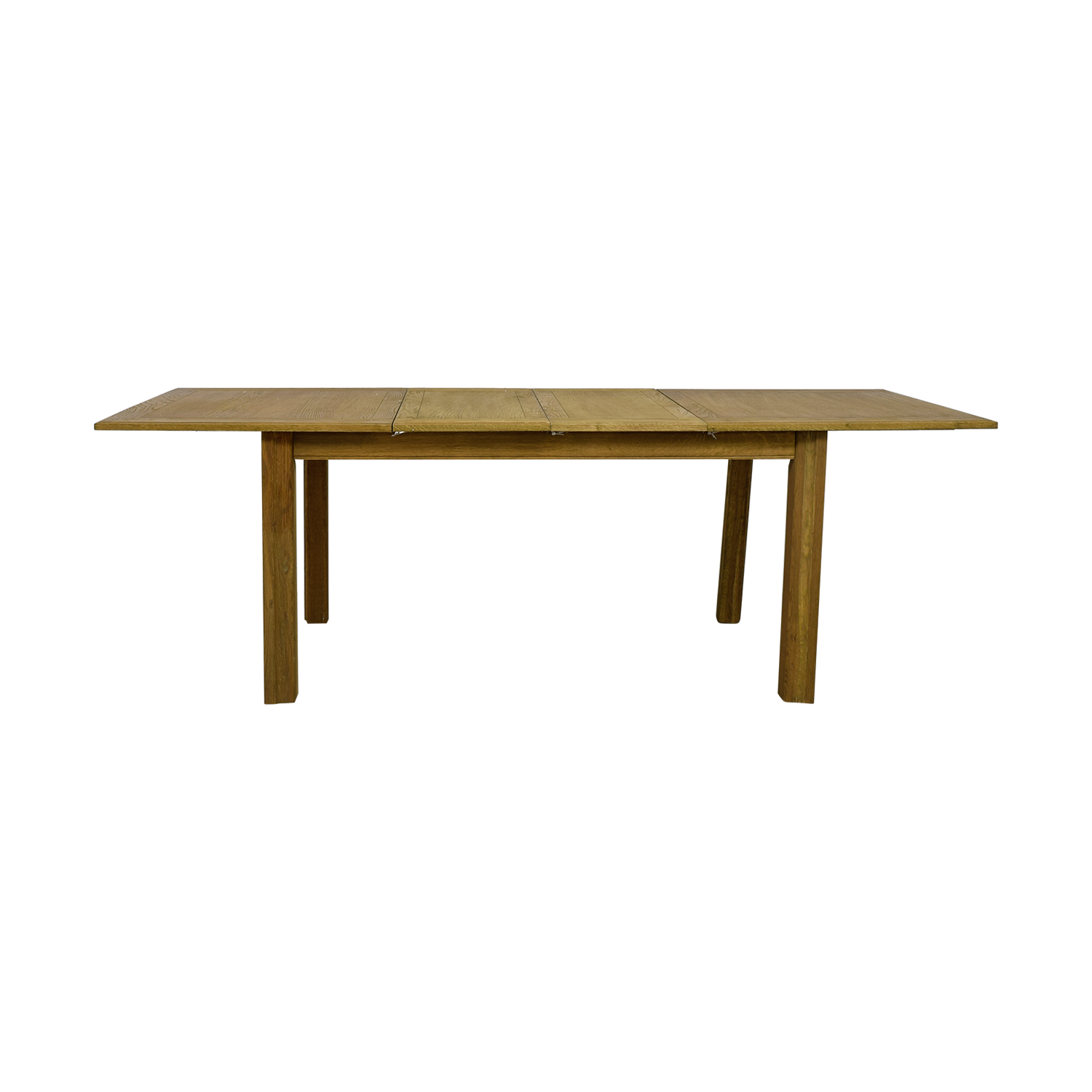 Restoration Hardware Restoration Hardware Reclaimed Oak Extentable Dining Table price