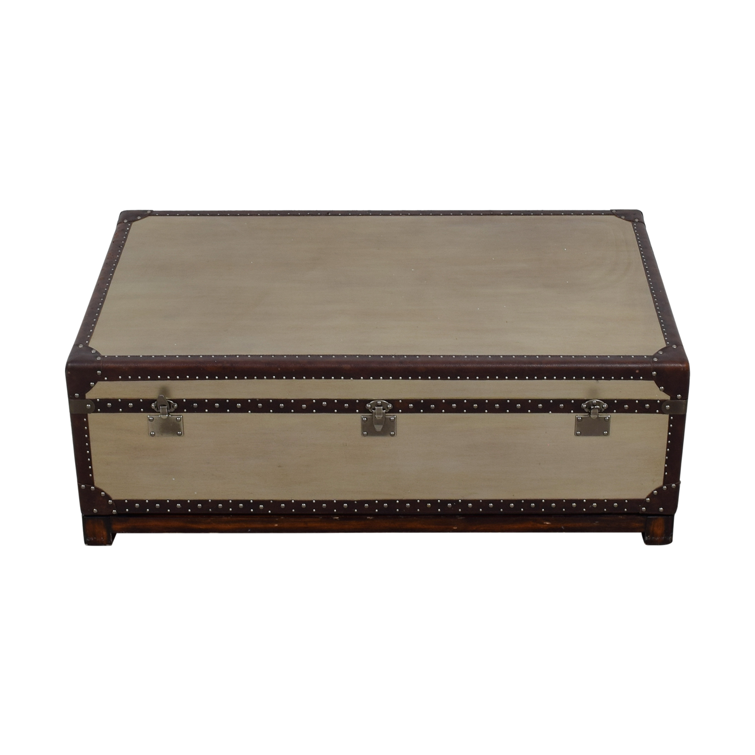 Restoration Hardware Restoration Hardware Trunk Coffee Table