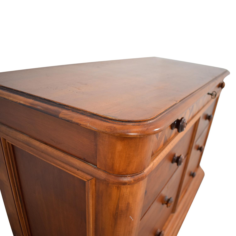 Romweber Romweber Wood Five-Drawer File Cabinet coupon