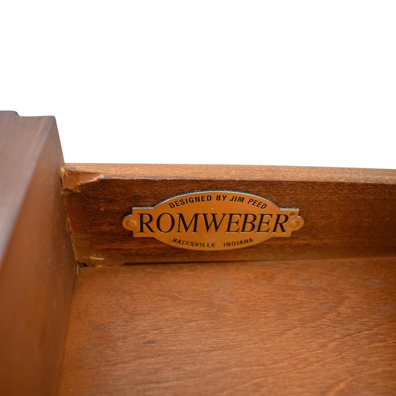 shop Romweber Romweber Wood Five-Drawer File Cabinet online