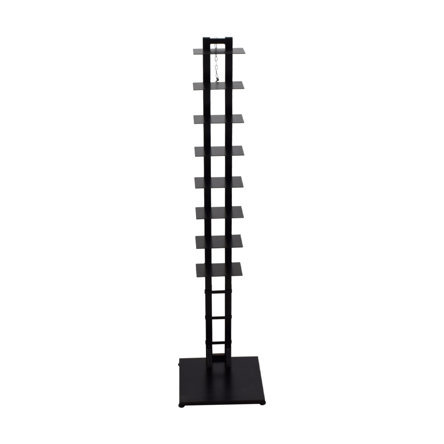Modern Open Metal Book Shelf Stand on sale