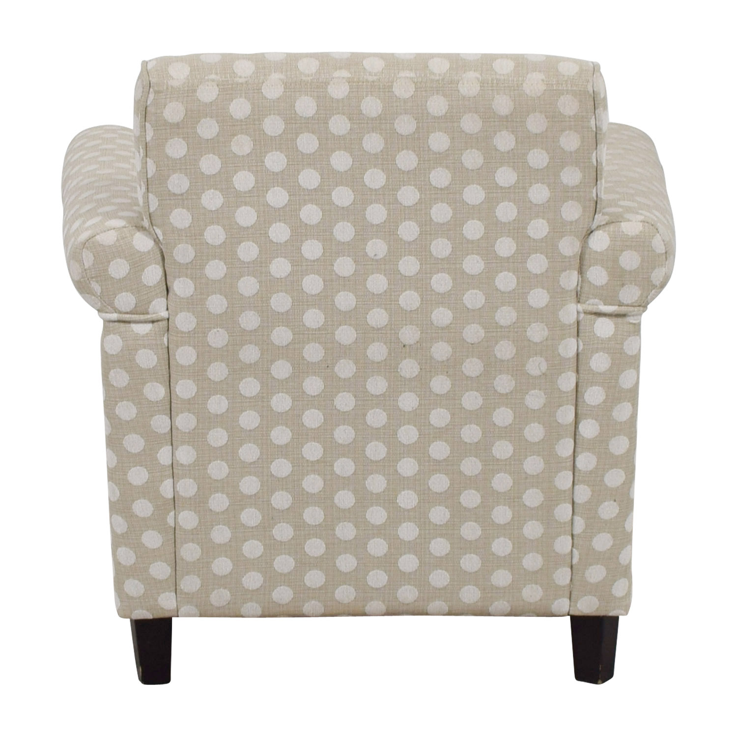 shop Adventures in Furniture Polka Dot Arm Chair Adventures in Furniture Chairs