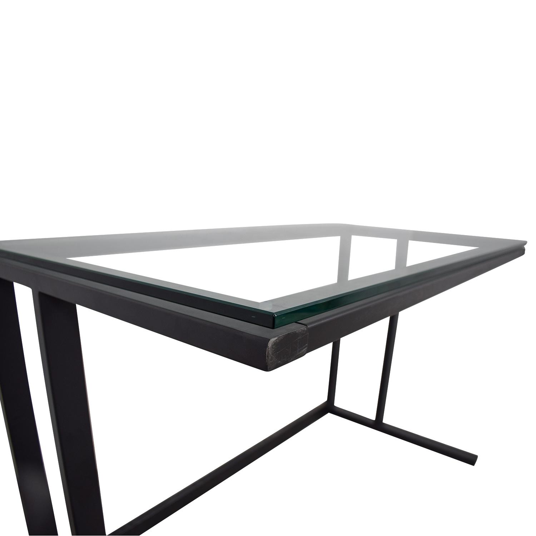 Glass Office Desk / Tables