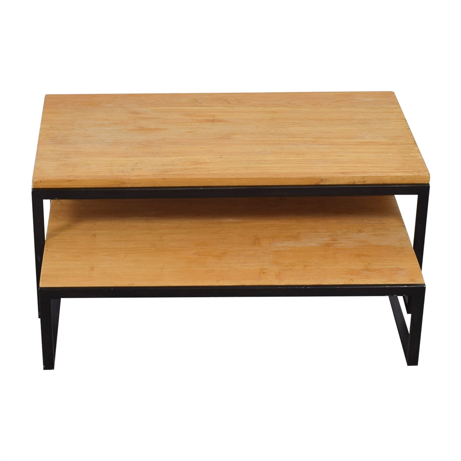 shop West Elm Nesting Coffee Table West Elm Coffee Tables