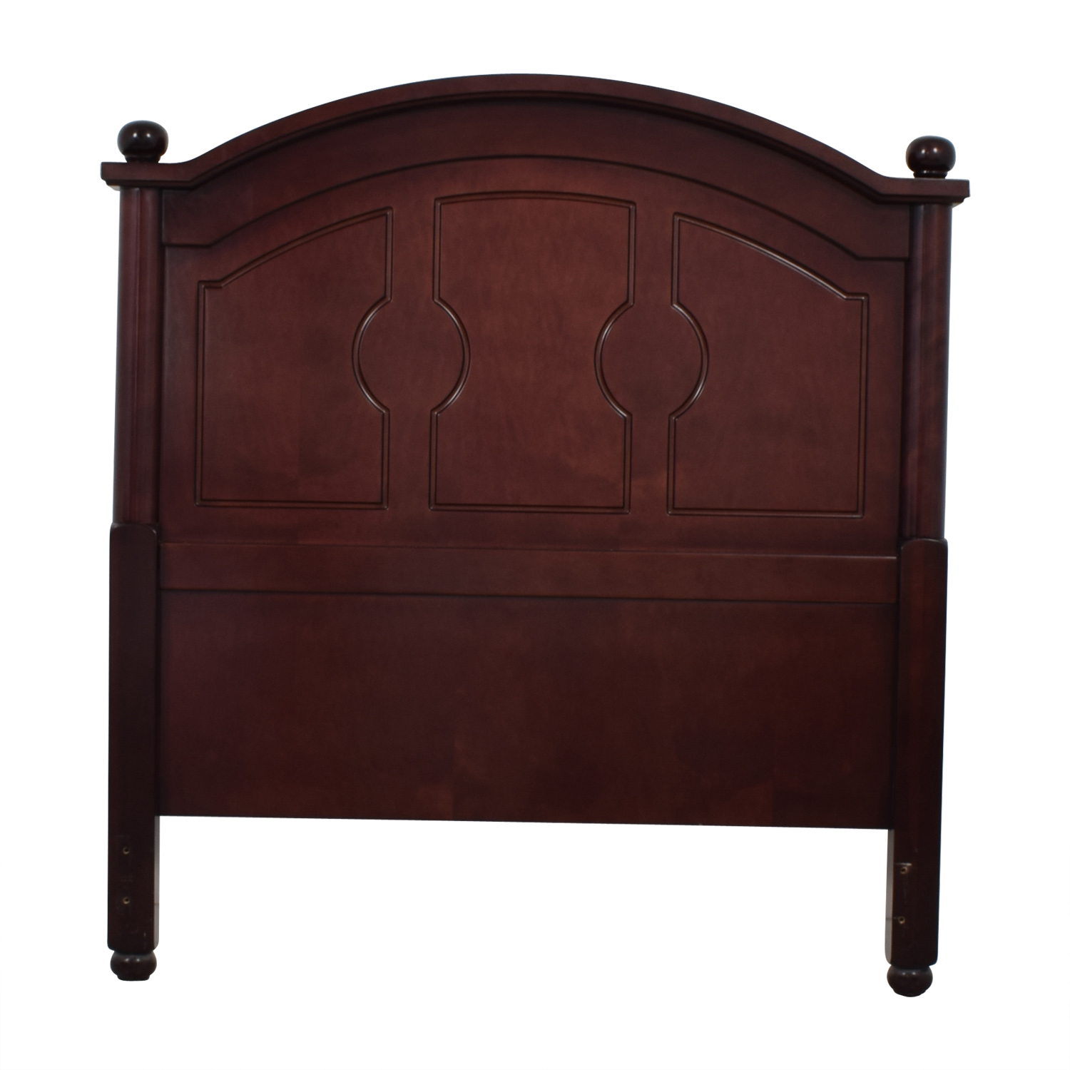 Wood Full Headboard discount