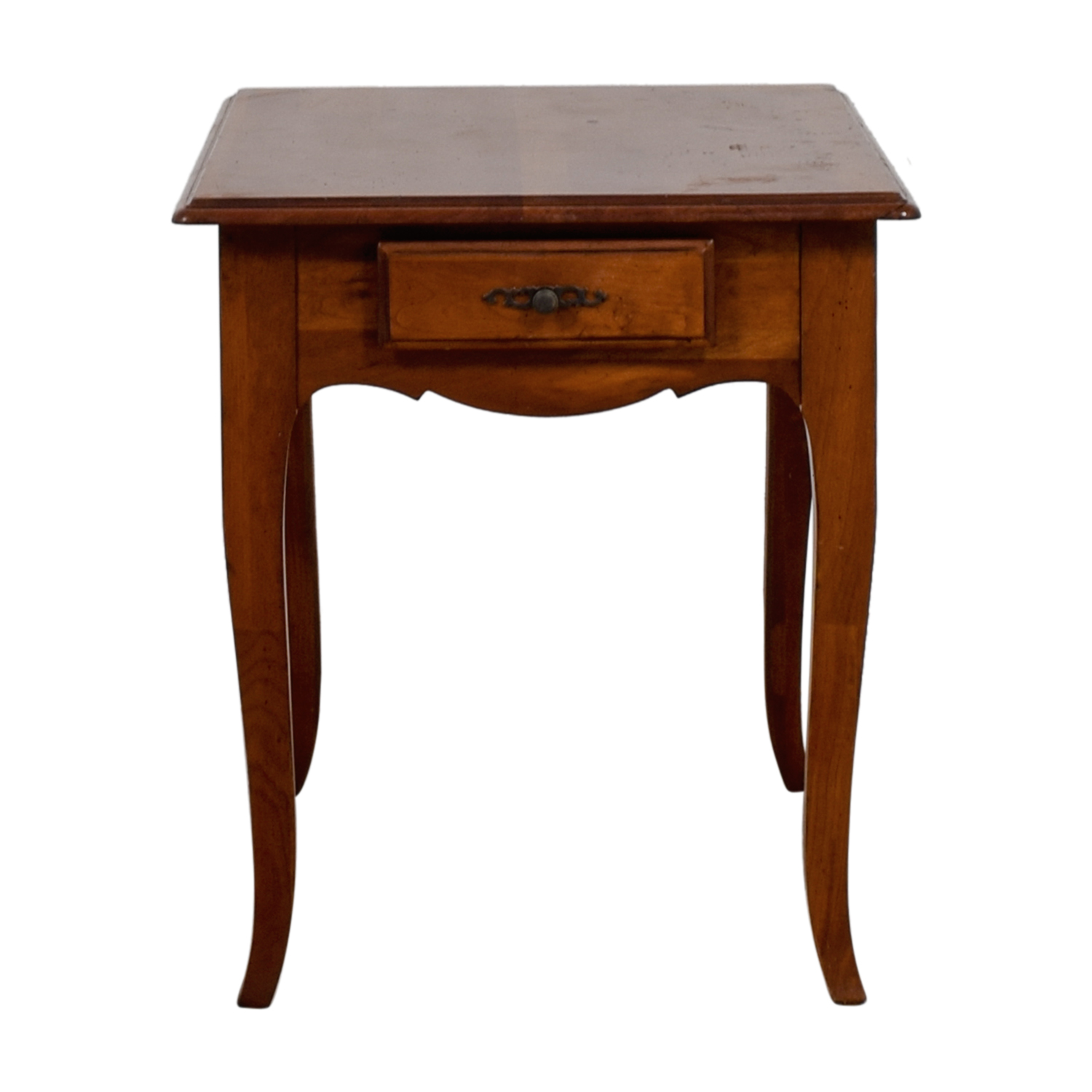 Ethan Allen Ethan Allen Single Drawer Side Table Tables