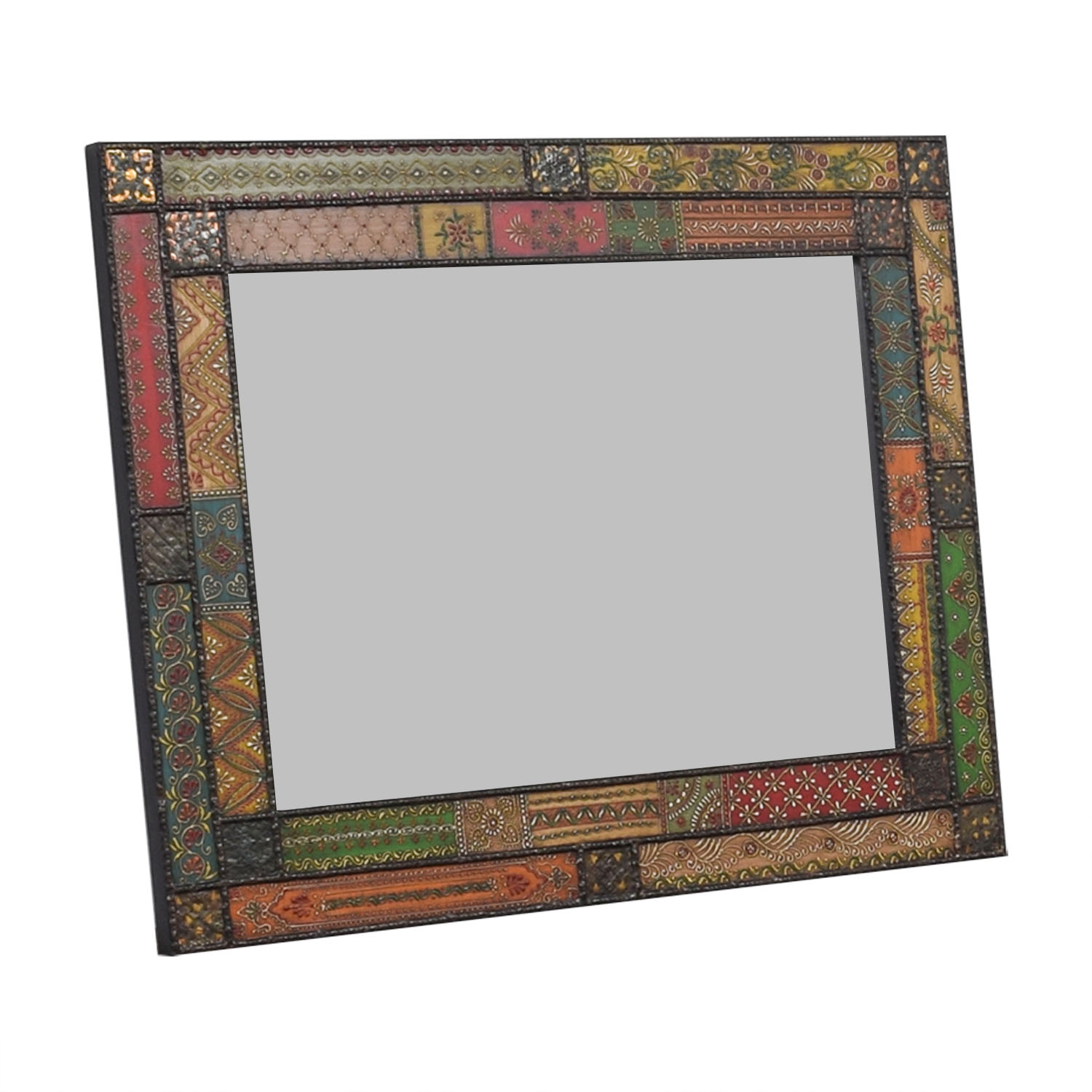 World Market World Market Patchwork Kavana Mirror