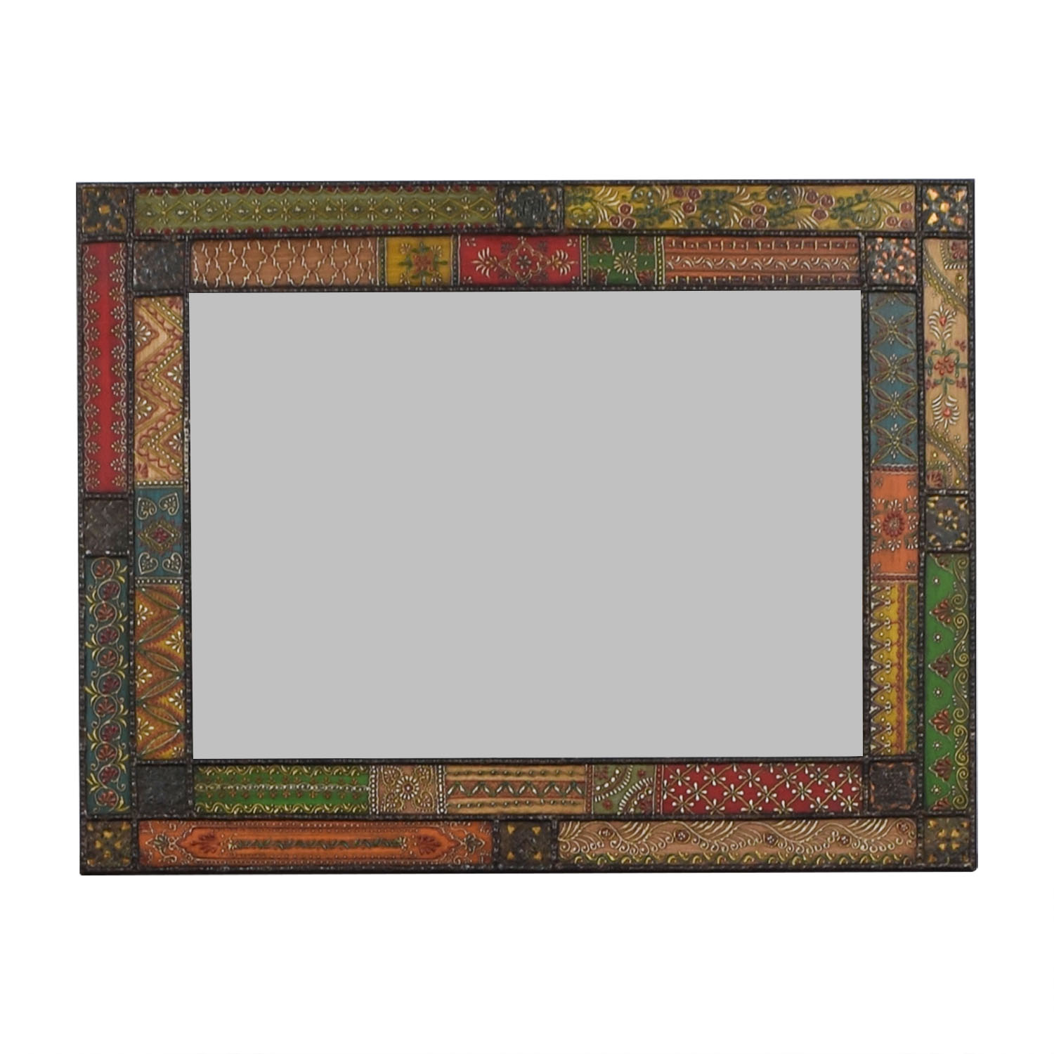 World Market World Market Patchwork Kavana Mirror on sale