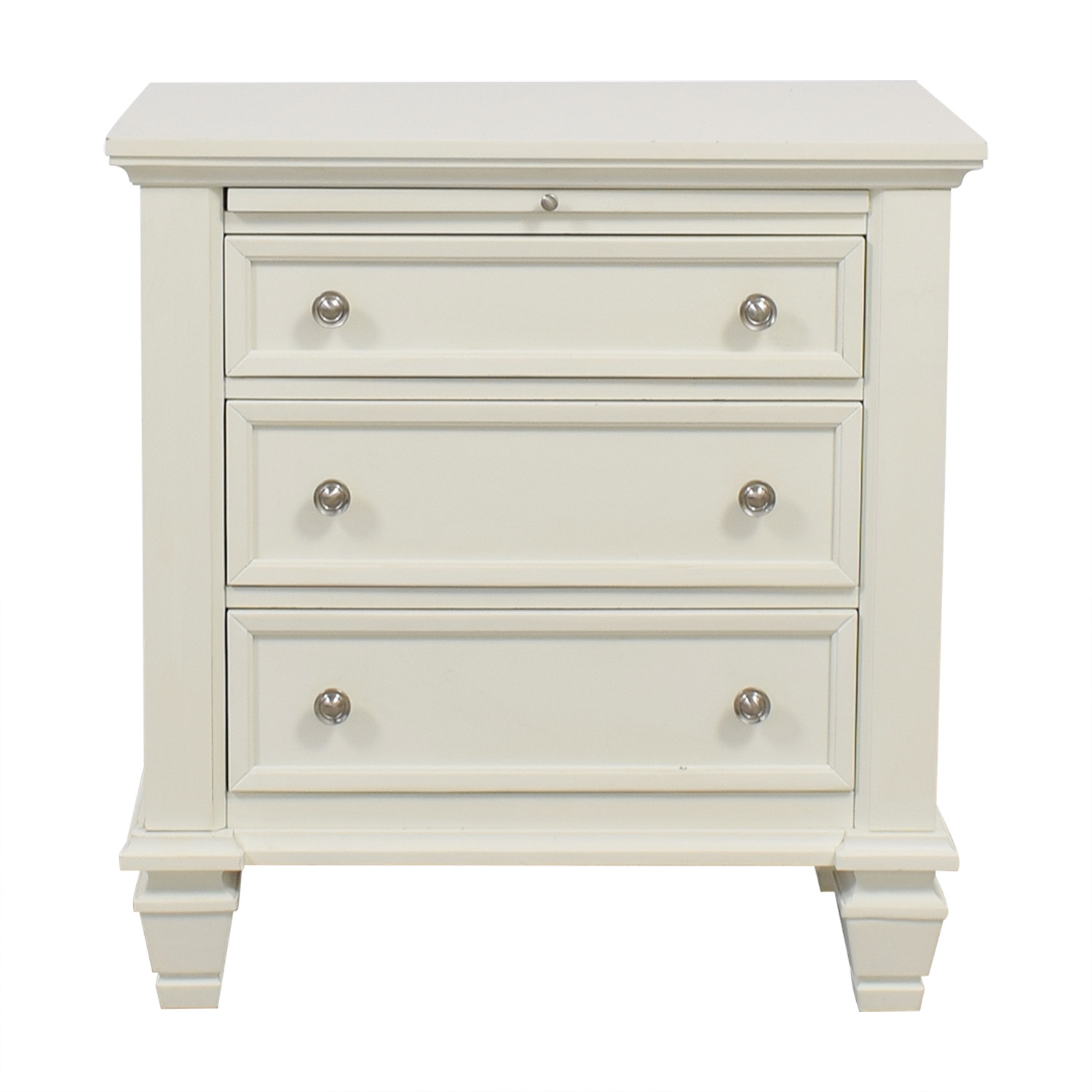 Wildon Home Wildon Home Gilmore Three-Drawer Nightstand price