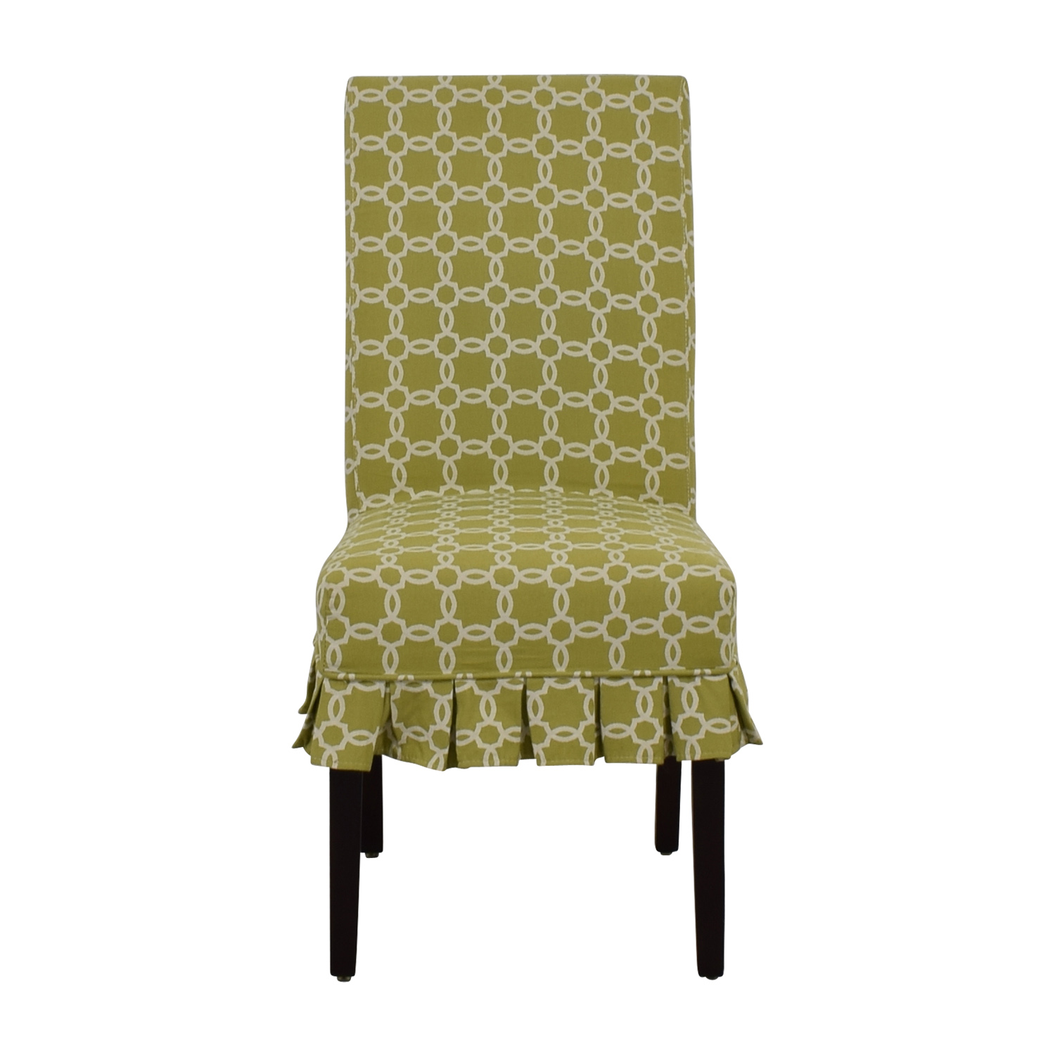 Pier 1 Green Accent Chair / Accent Chairs