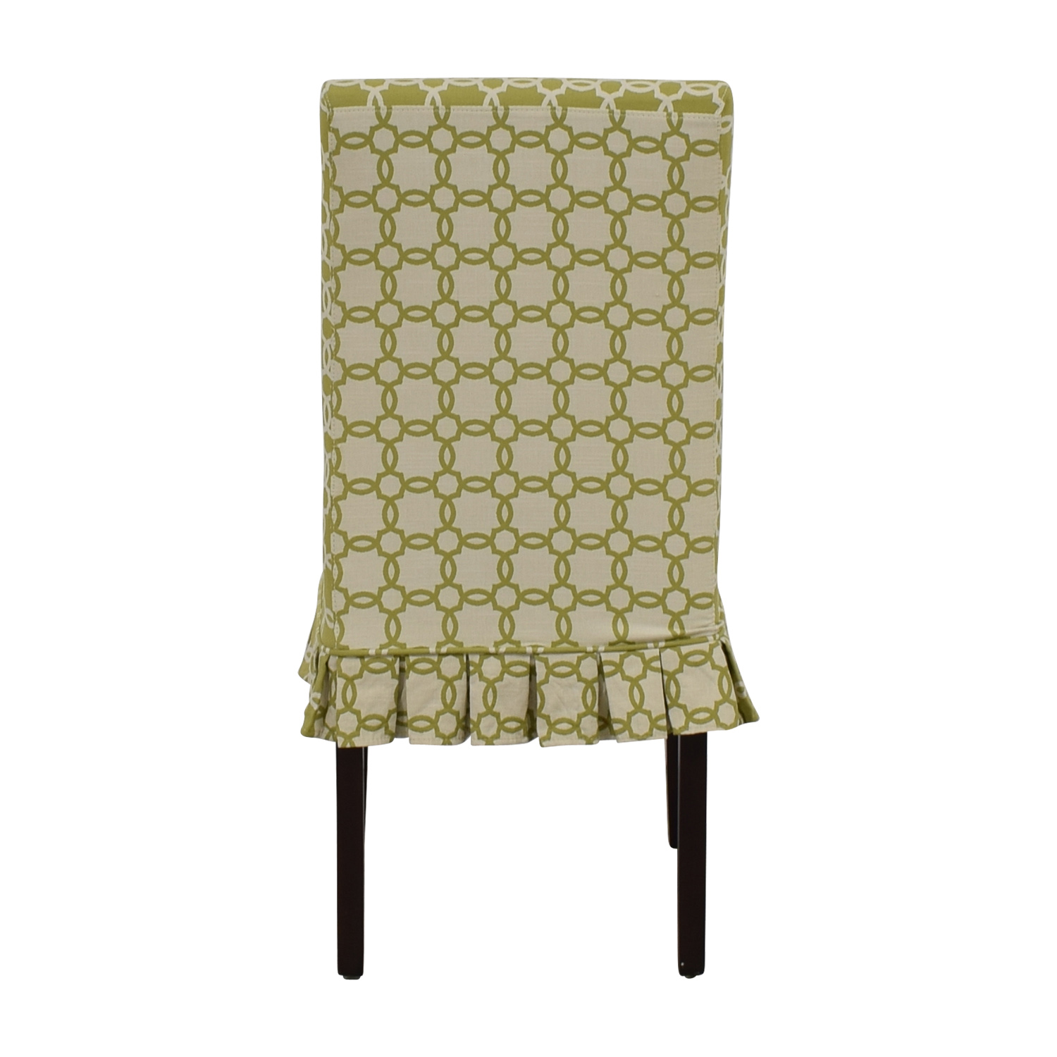 Pier 1 Green Accent Chair Pier 1
