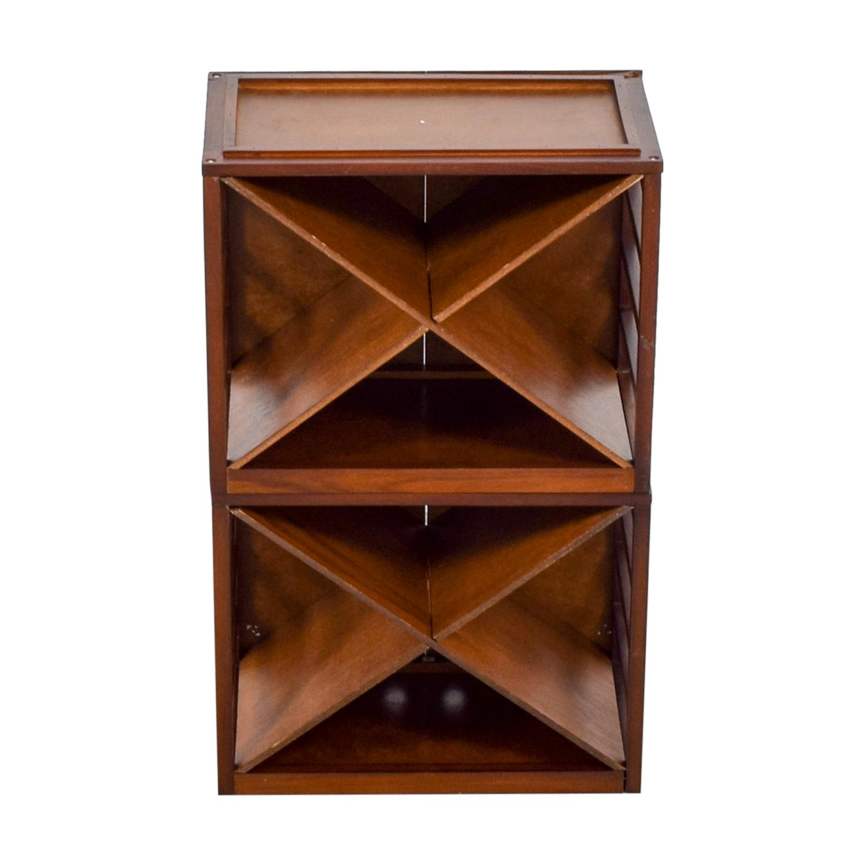 buy  Wooden Wine Rack online