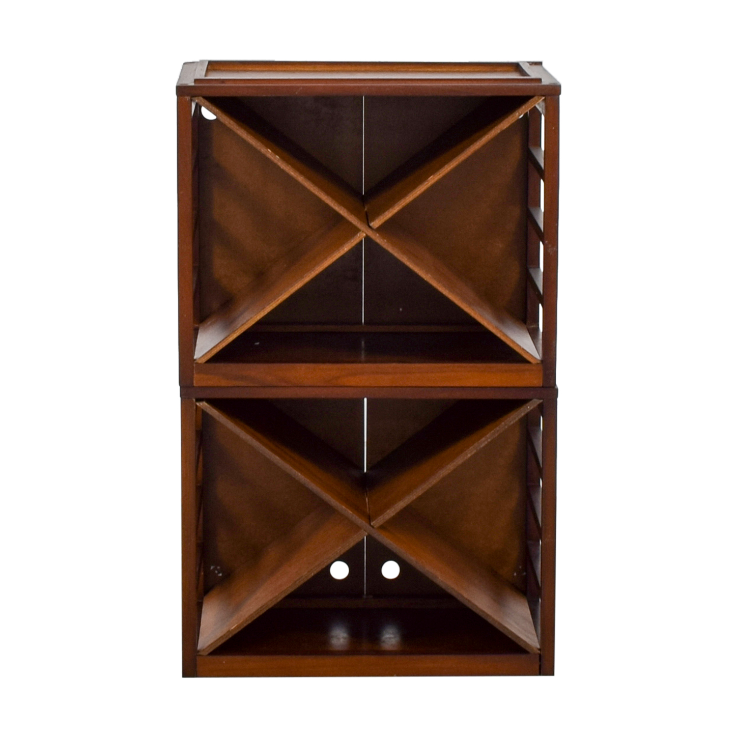 Wooden Wine Rack dimensions