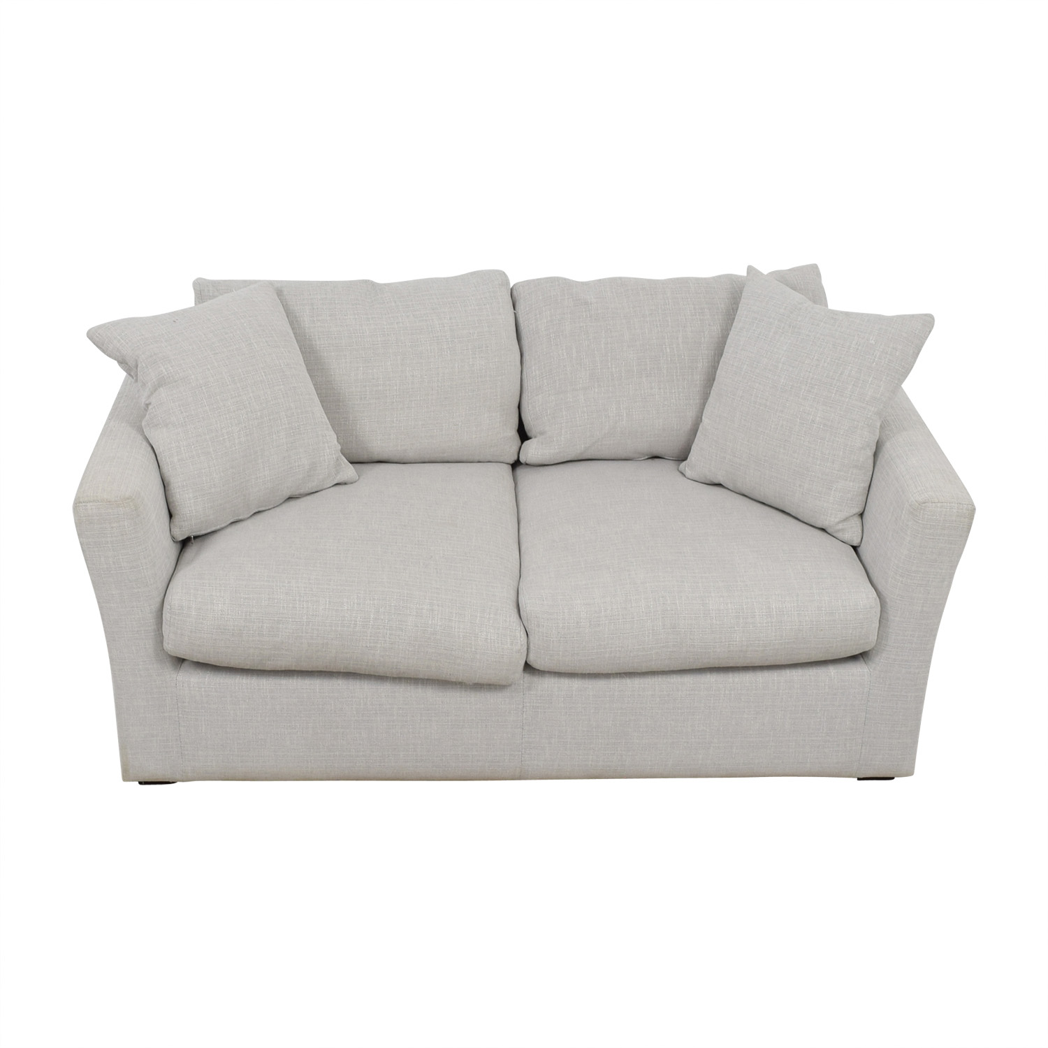 loveseats modern loveseat woptional w image p leather items white optional set sofa