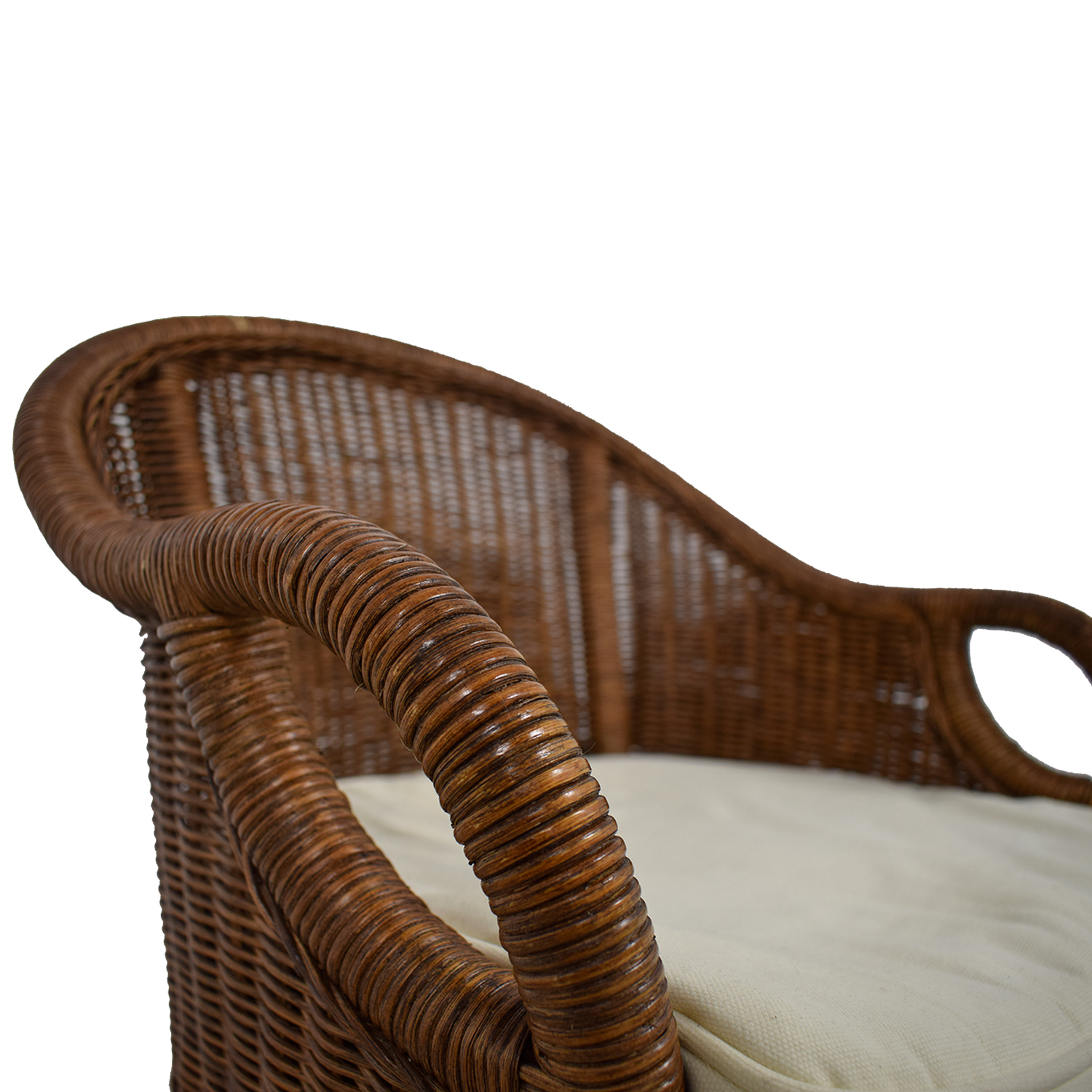Pottery Barn Wicker Couch Coffee Tables Ideas