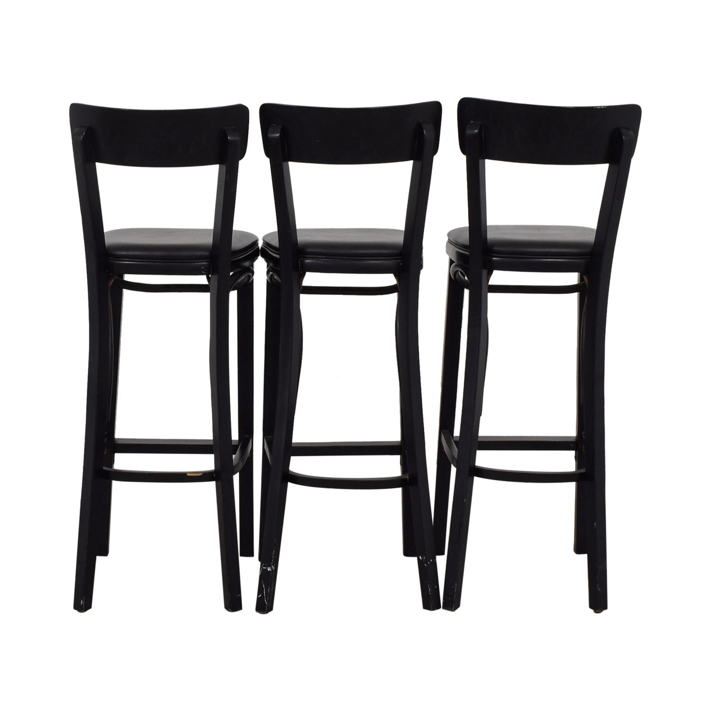 Black Bar Stools Chairs