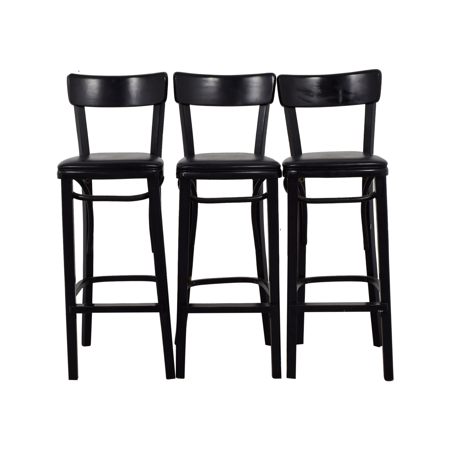 Black Bar Stools Accent Chairs