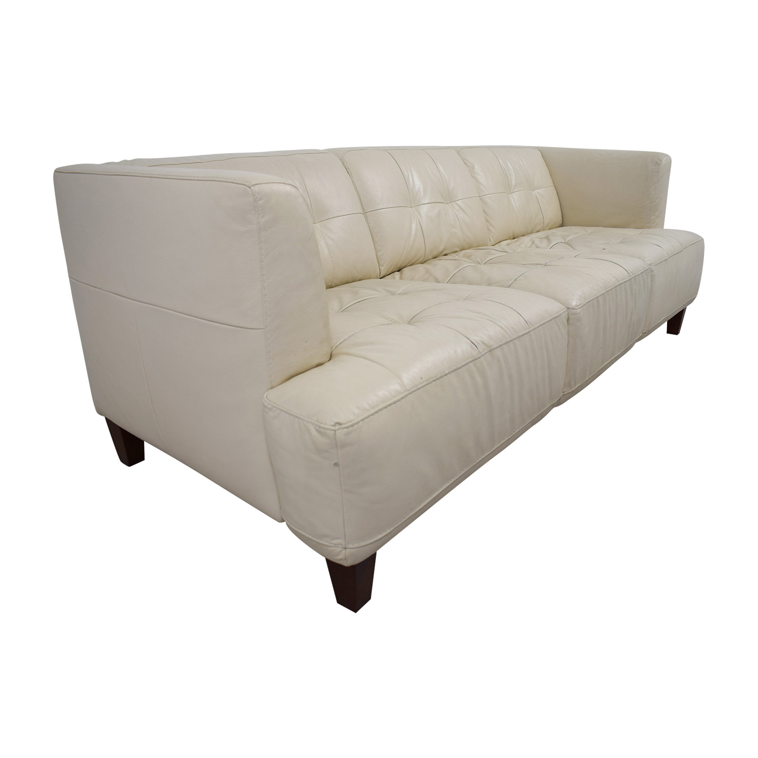Chateau Dax Furniture Reviews: Chateau D'Ax Chateau D'Ax Kaleb Beige Tufted