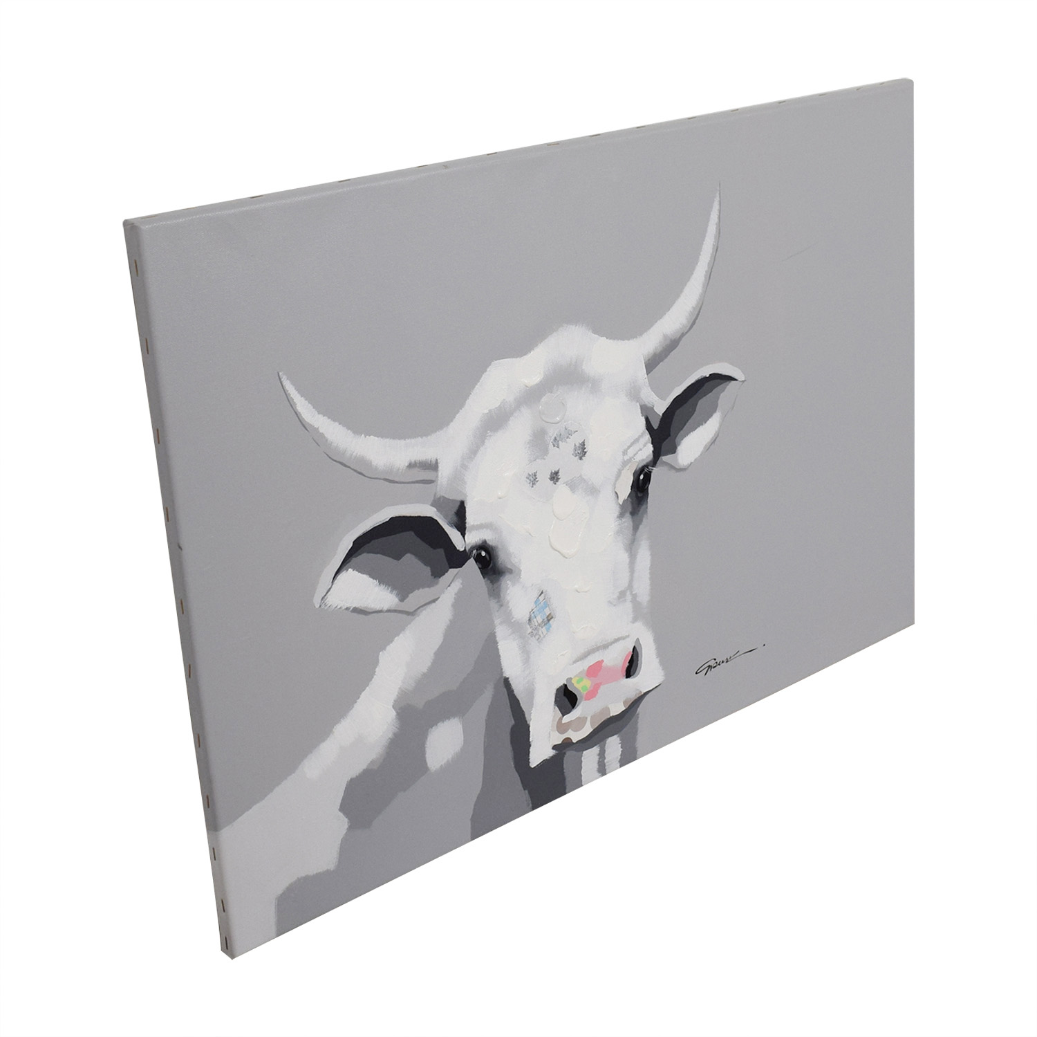 shop Cow Painting on Canvas  Wall Art