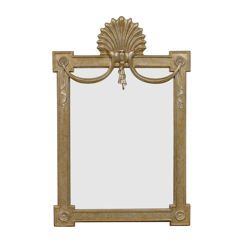 Stanley Furniture Regent's Gold Framed Mirror sale