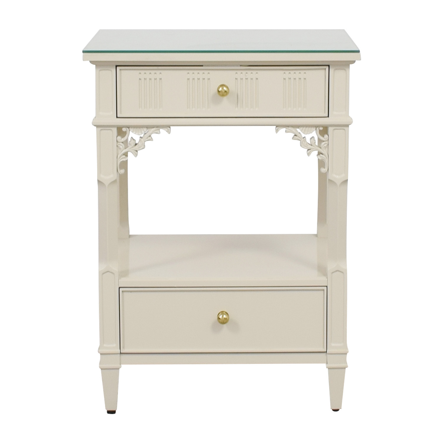 Stanley Furniture Stanley Furniture Off White Telephone Side Table price
