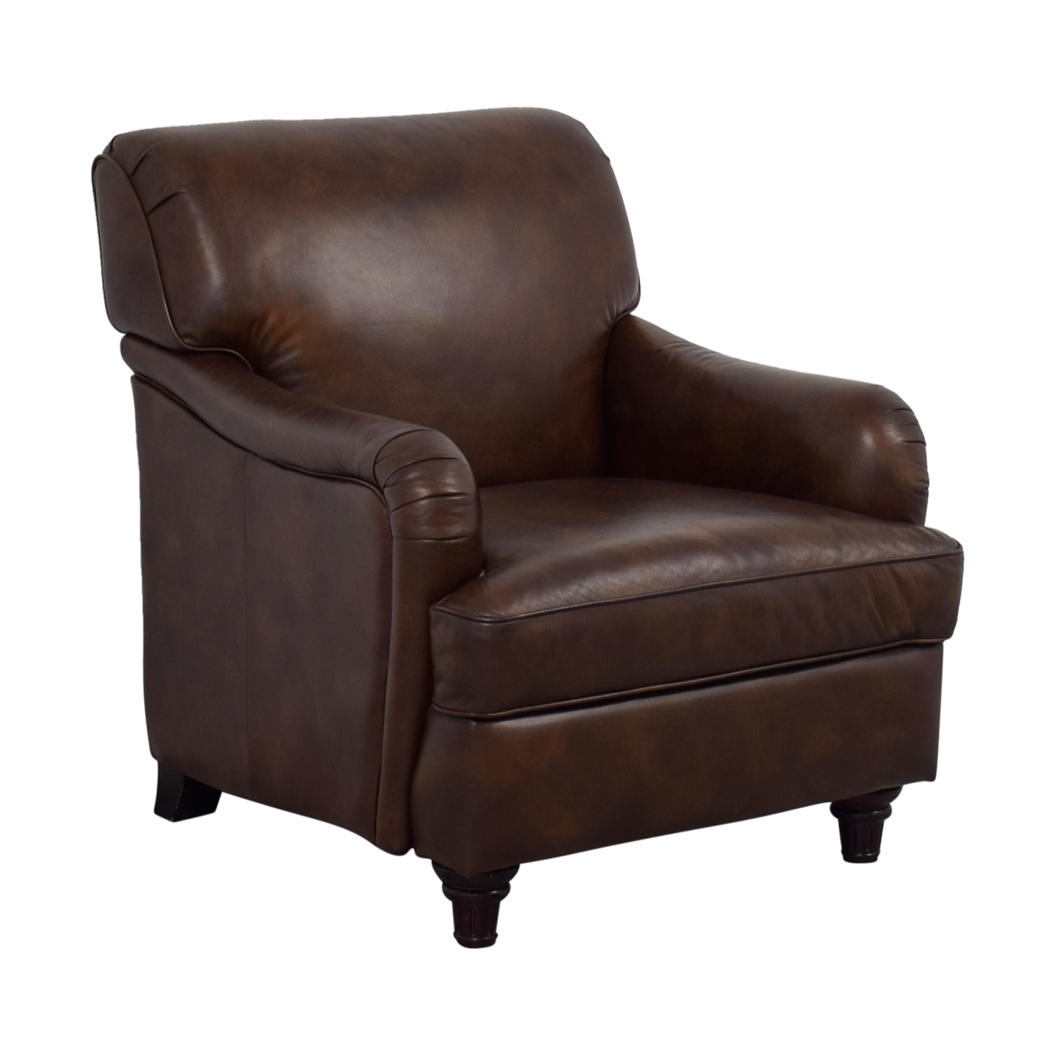 79 Off Lane Furniture Lane Leather Chair And Ottoman