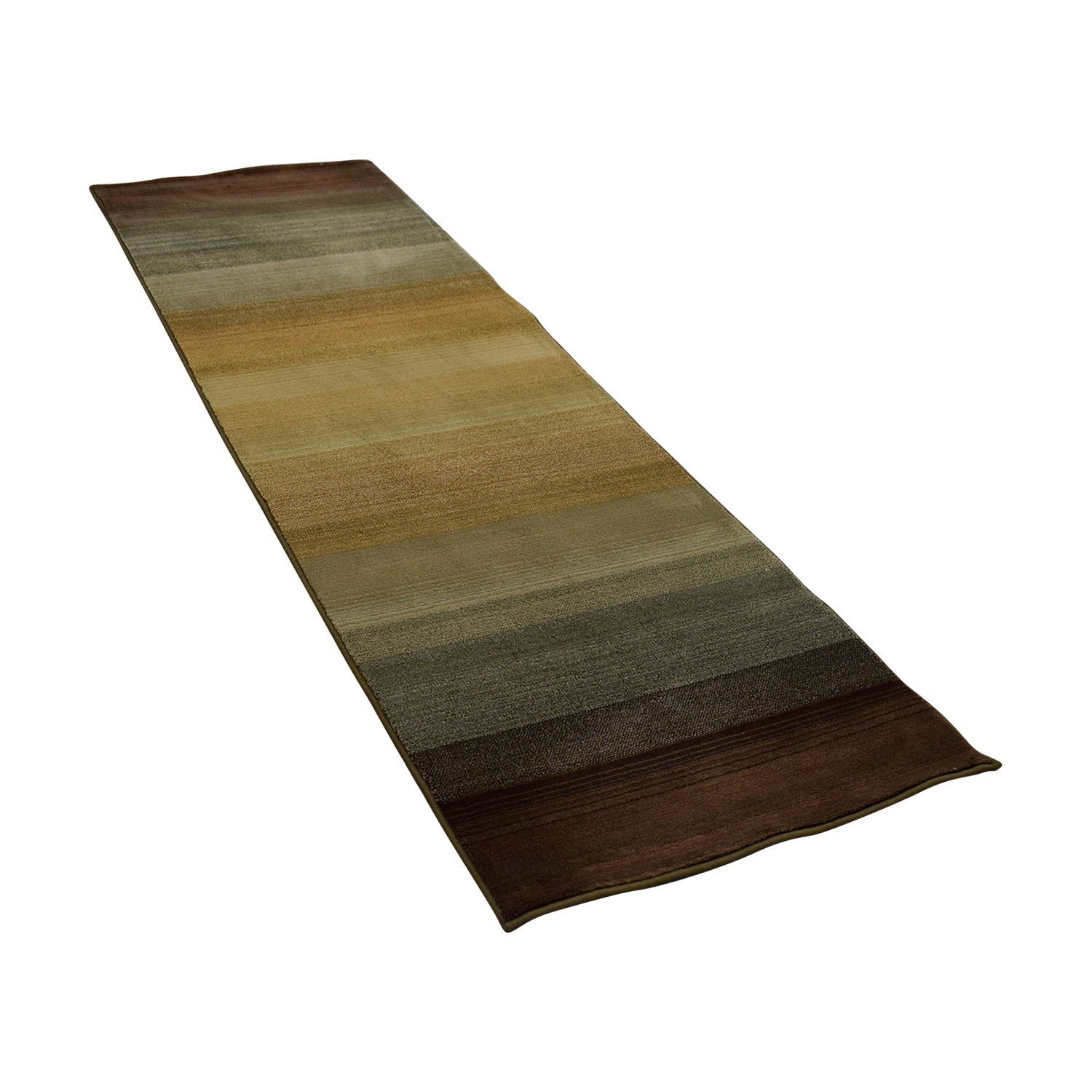 Macy's Macy's Multi-Colored Runner Rug for sale
