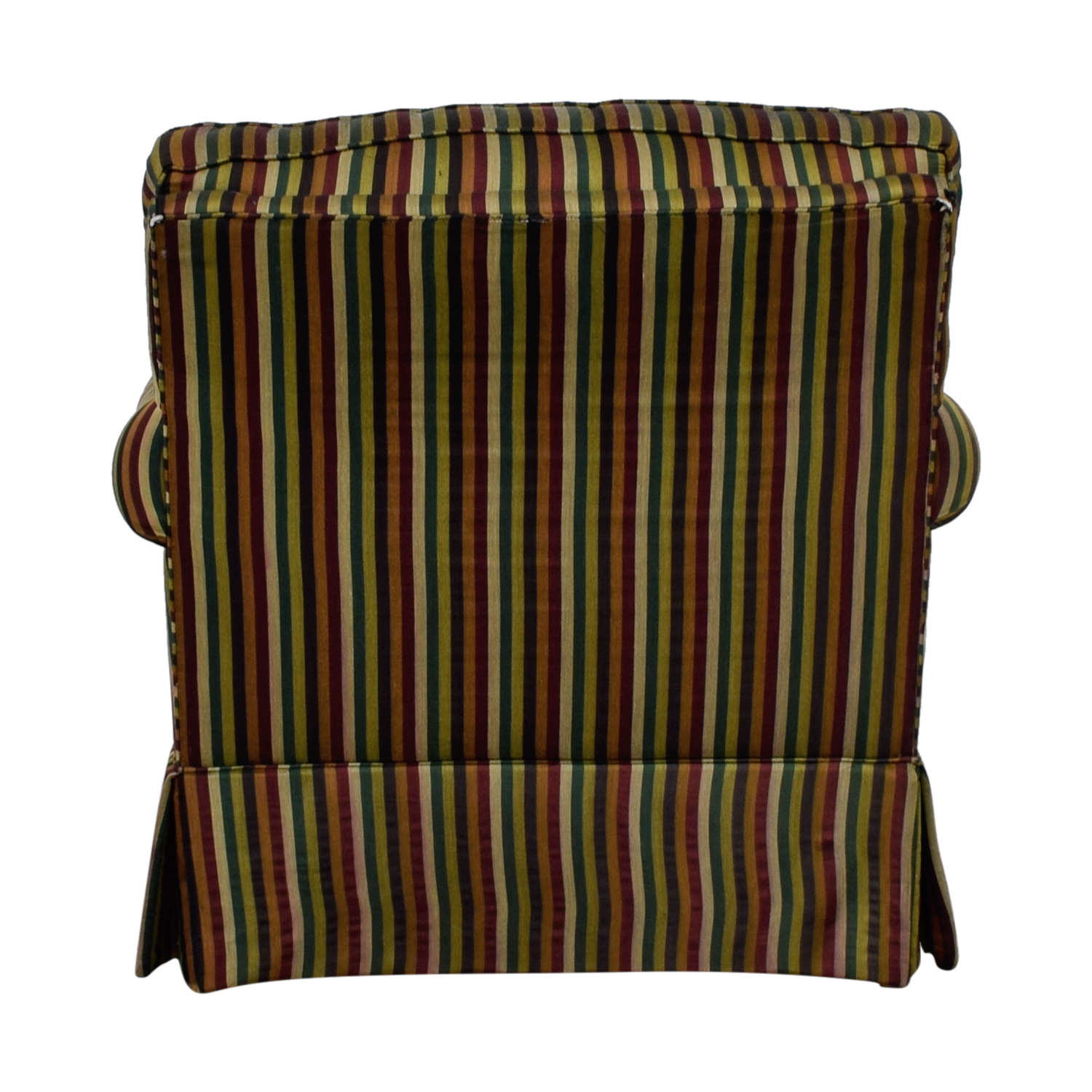 The Lane Company The Lane Company Pearson Stripe Chair