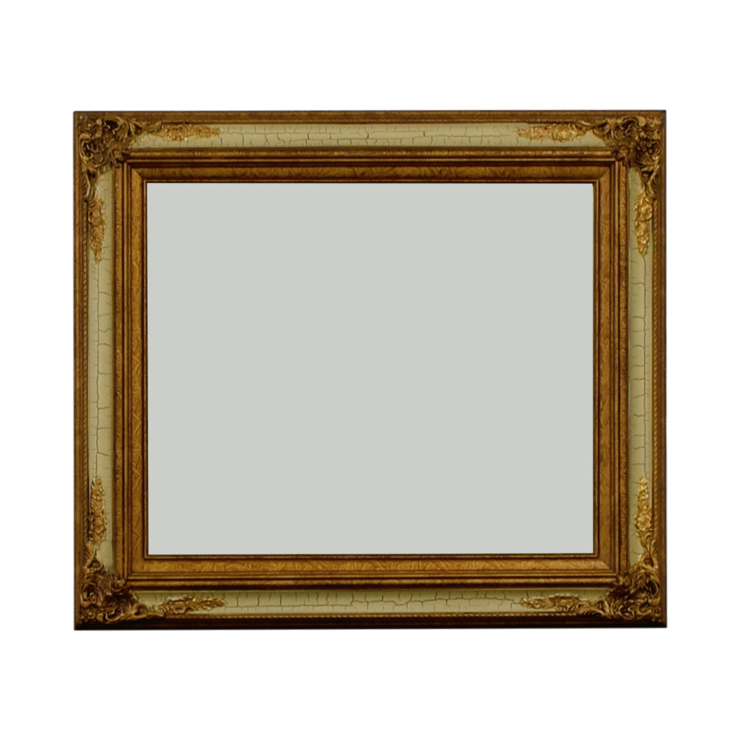 buy Art & Picture Store Art & Picture Store Vintage Gold Framed Mirror online