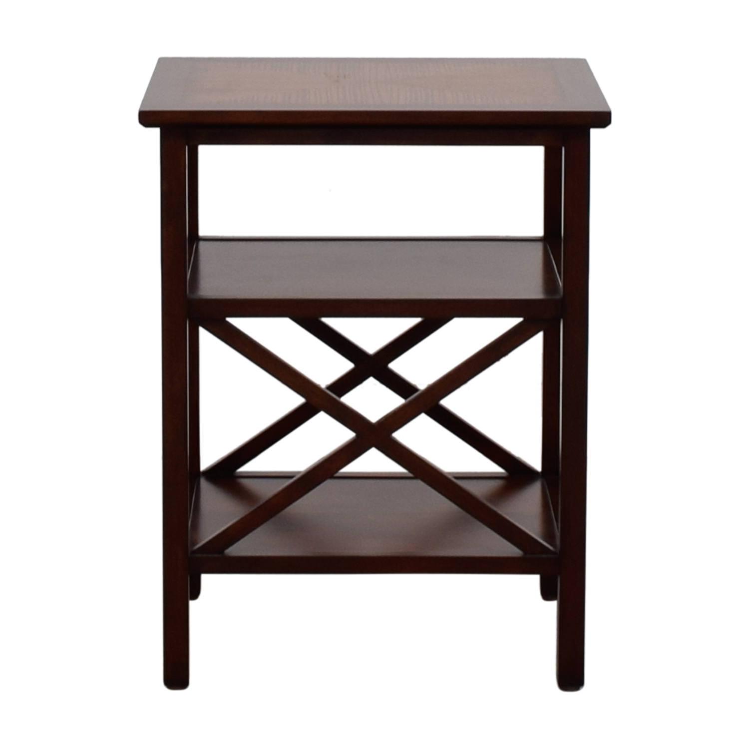 Ethan Allen Ethan Allen Square End Table dimensions