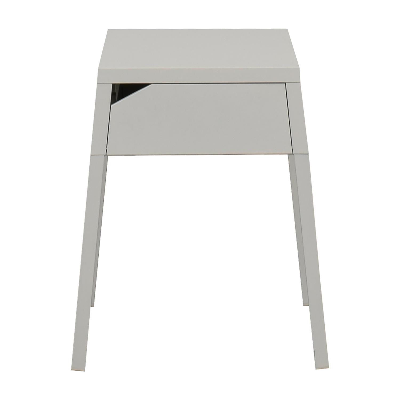 IKEA IKEA Selje White Nightstand nyc