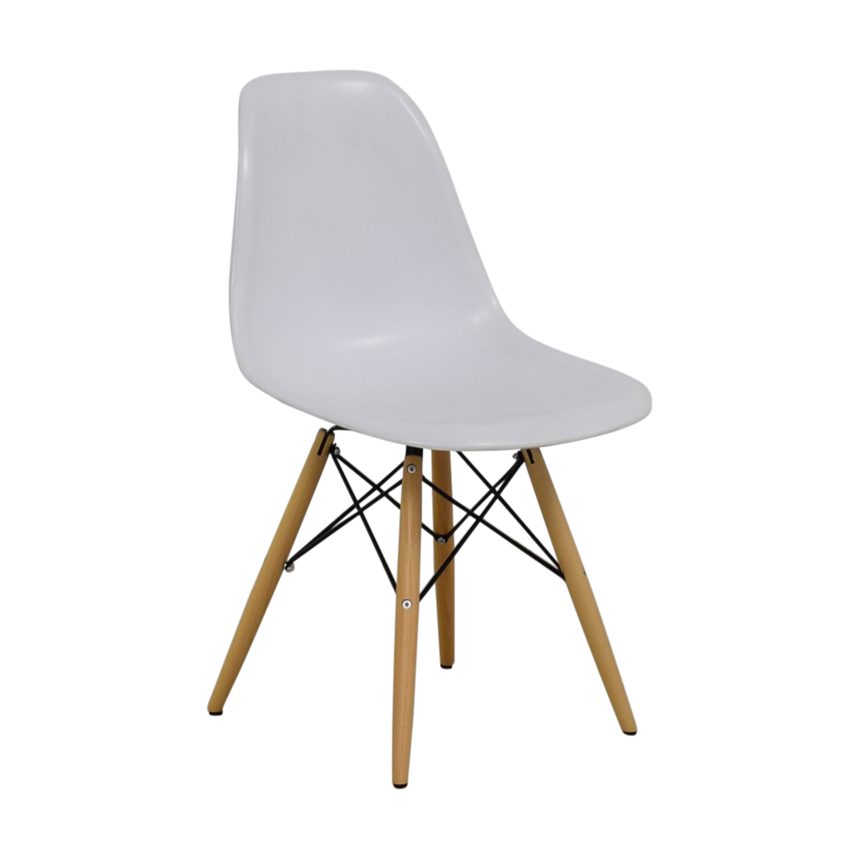 Vortex Eames White Chair sale