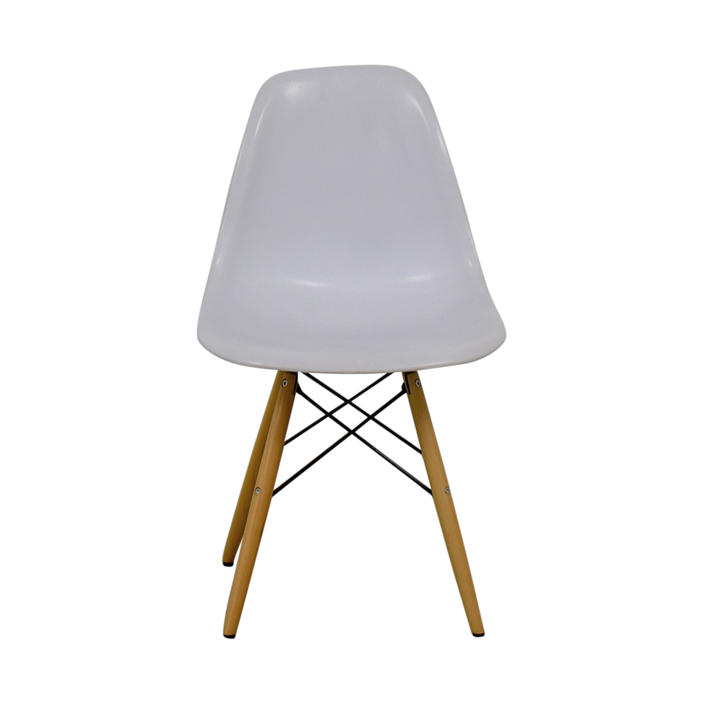 Vortex Vortex Eames White Chair discount