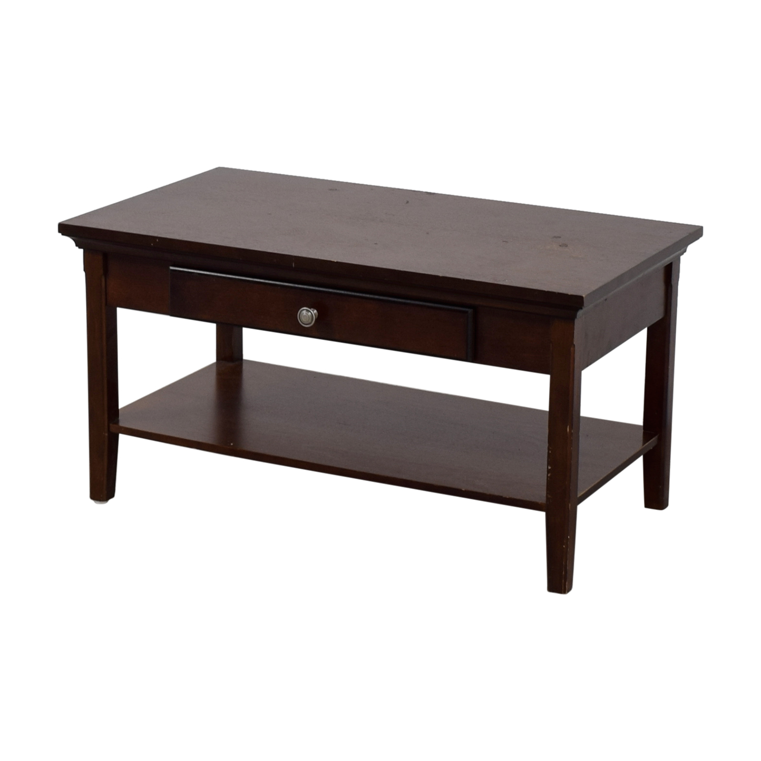 shop Wooden Classic Coffee Table