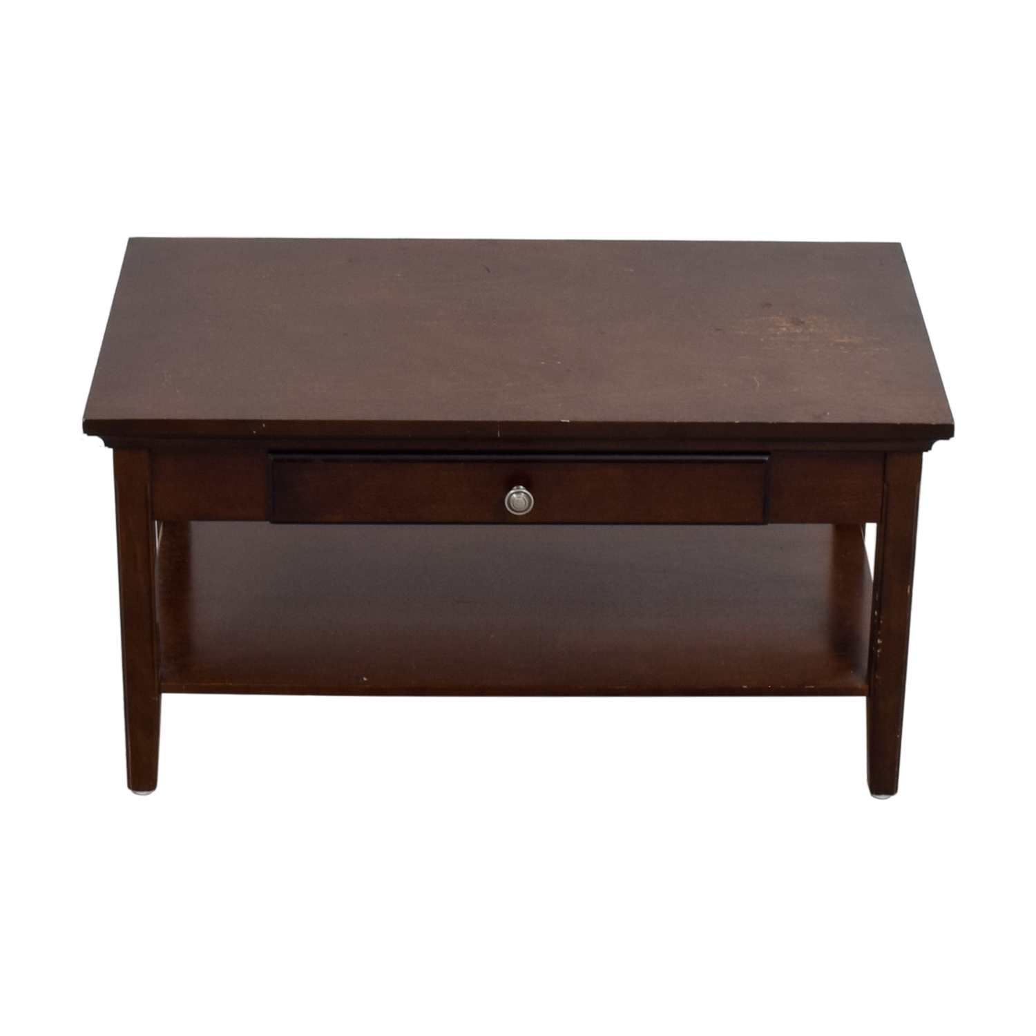 Wooden Classic Coffee Table nyc