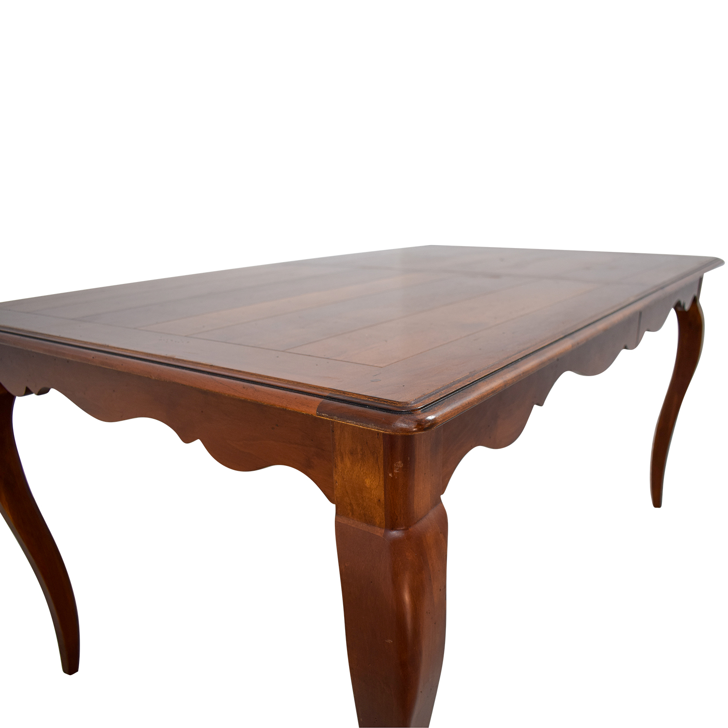 Ethan Allen Ethan Allen Juliette Wood Dovetailed Dining Table price