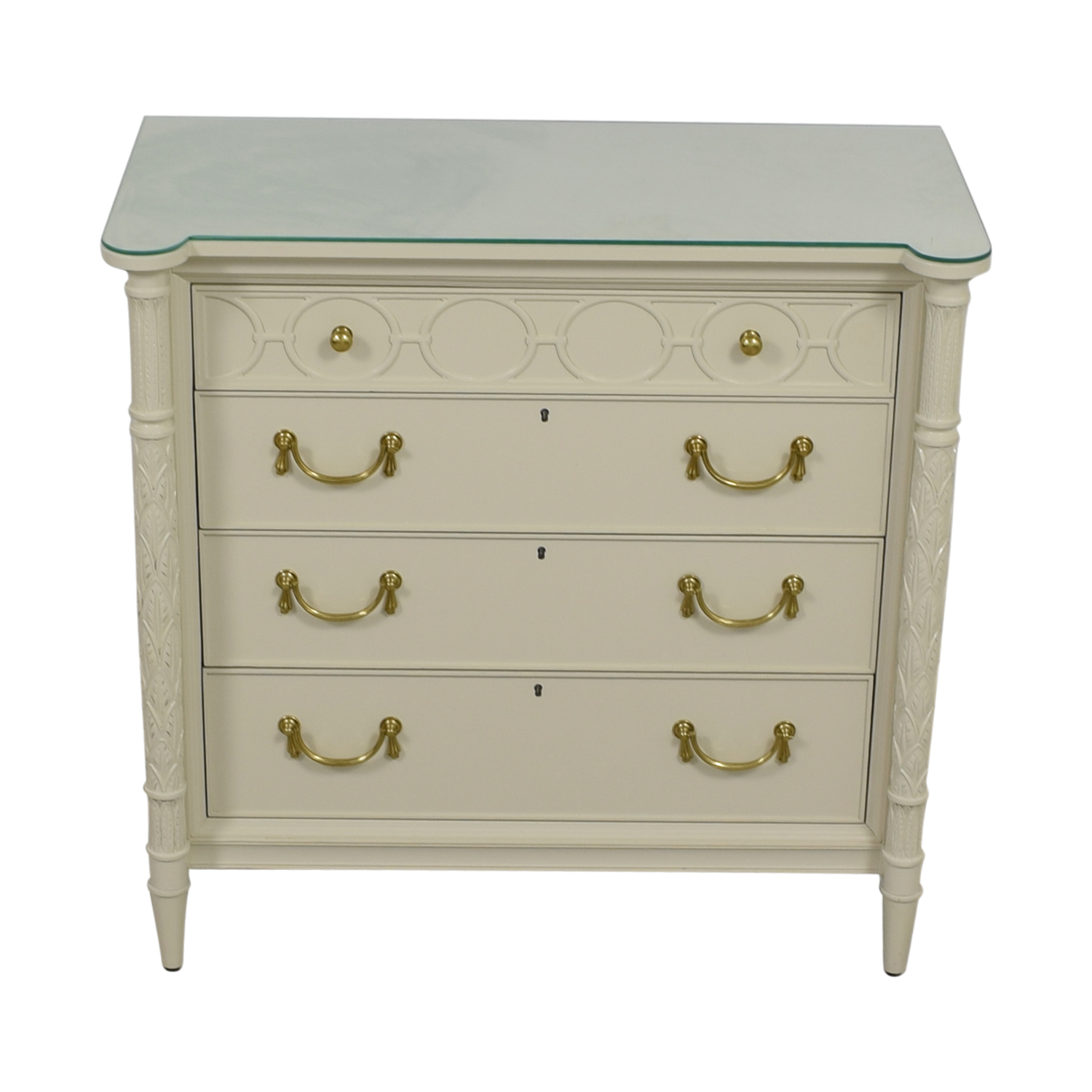 shop Stanley Furniture Stanley Furniture Charleston Regency King Charles Bachelor Chest online