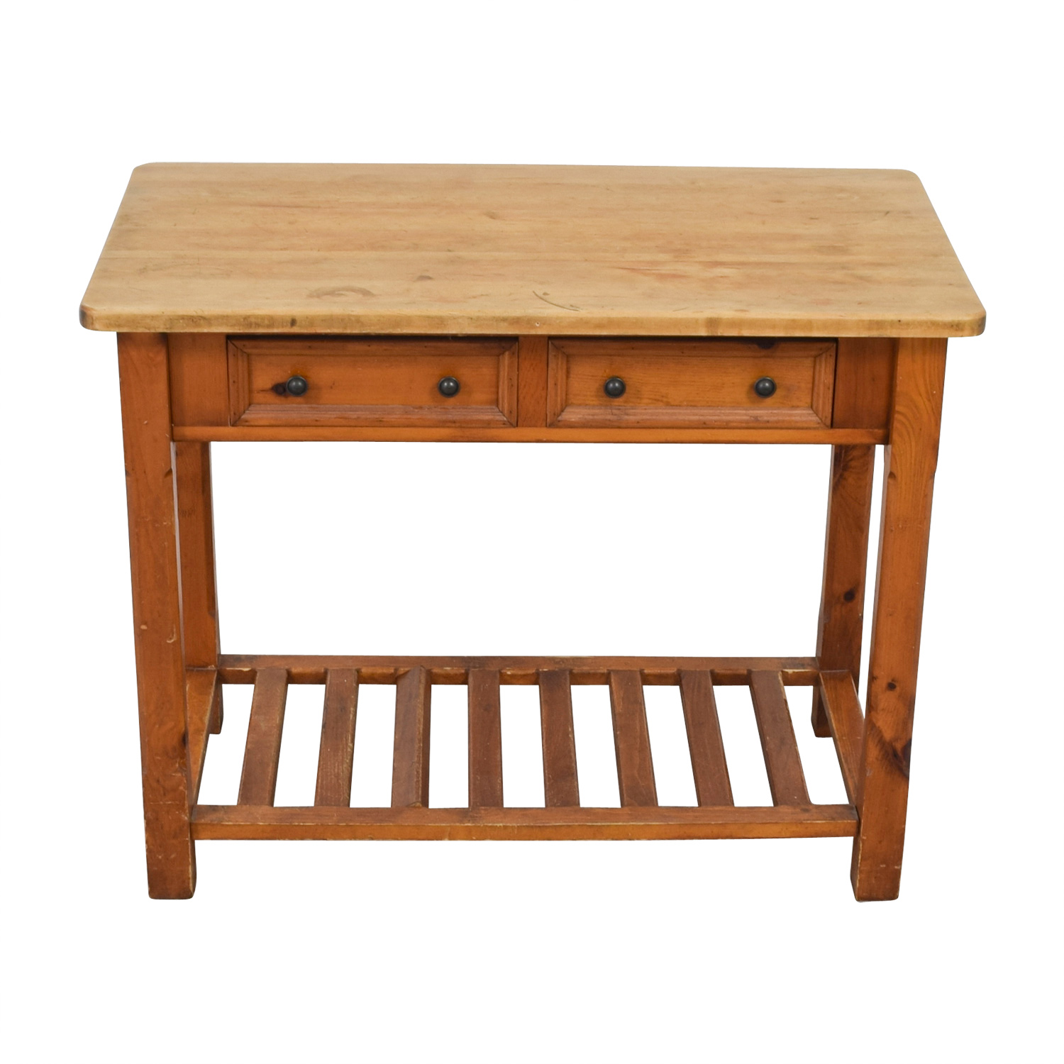 shop  Wooden Counter Table online