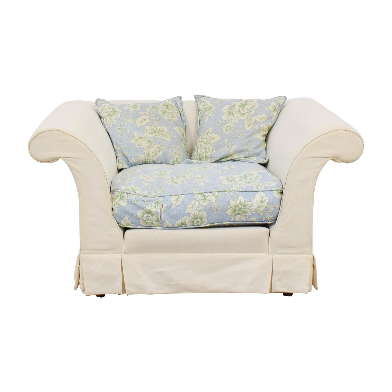 Rachel Ashwell Shabby Chic Rachel Ashwell Shabby Chic Wide Chair nyc