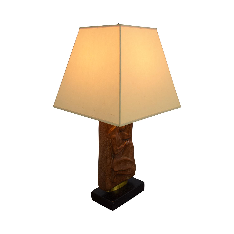 shop Facci Facci Wooden Lamp online