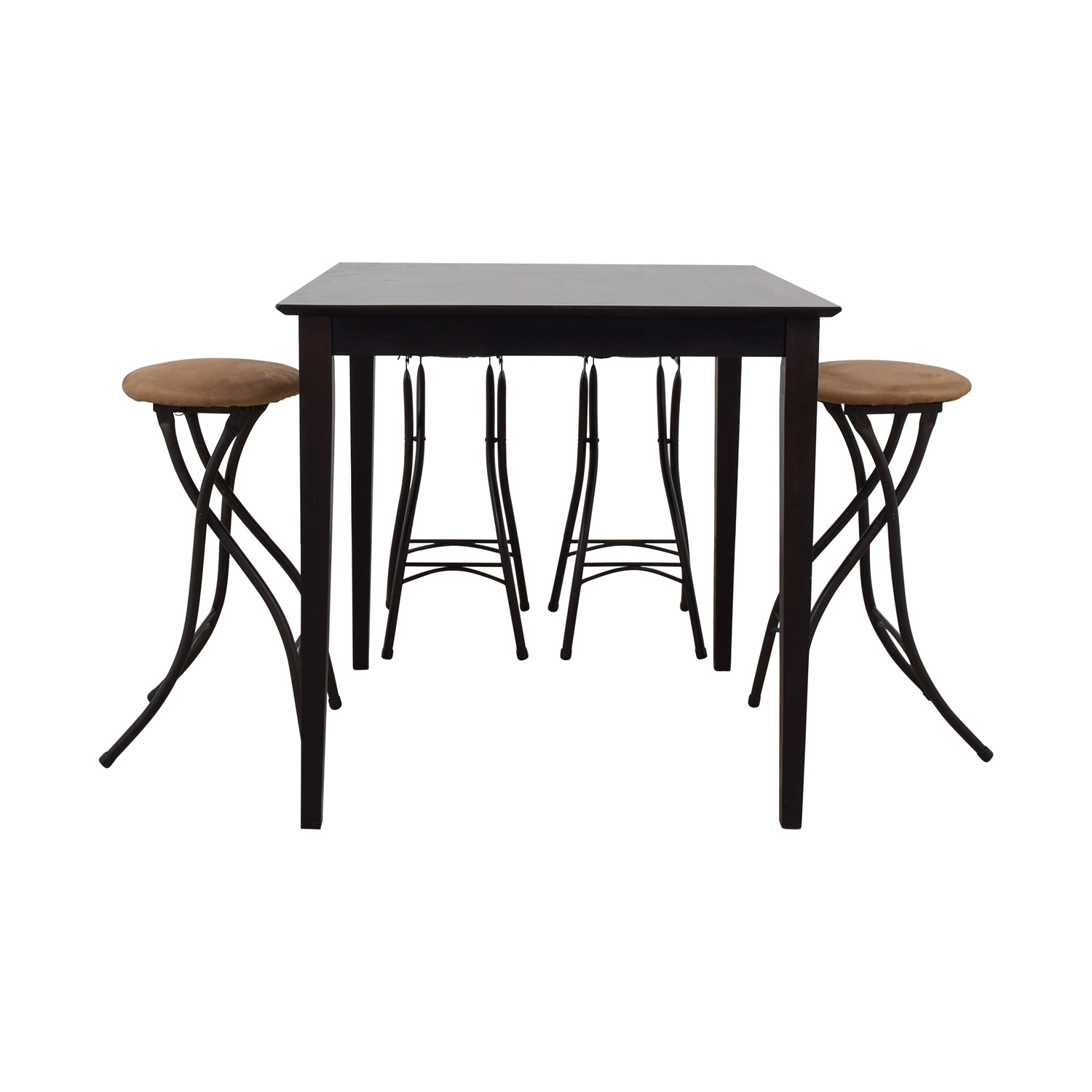 Cheyenne Industries Cheyenne Industries Counter Top Dining Set With Stools