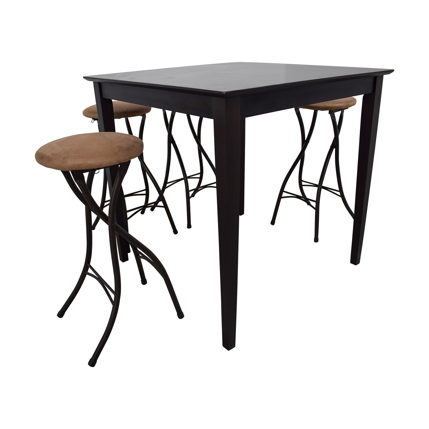 Cheyenne Industries Cheyenne Industries Counter Top Dining Set with Stools on sale