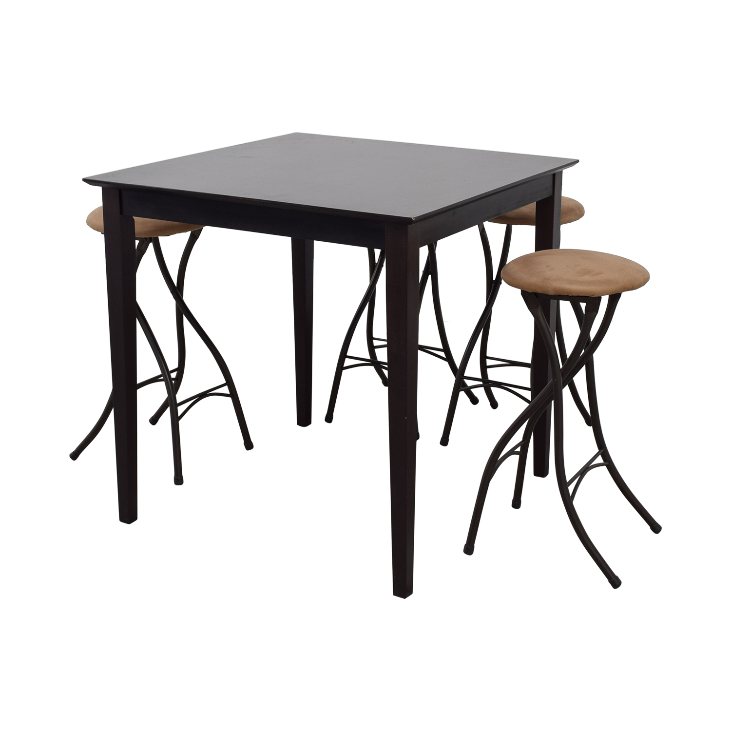 buy Cheyenne Industries Counter Top Dining Set with Stools Cheyenne Industries Dining Sets