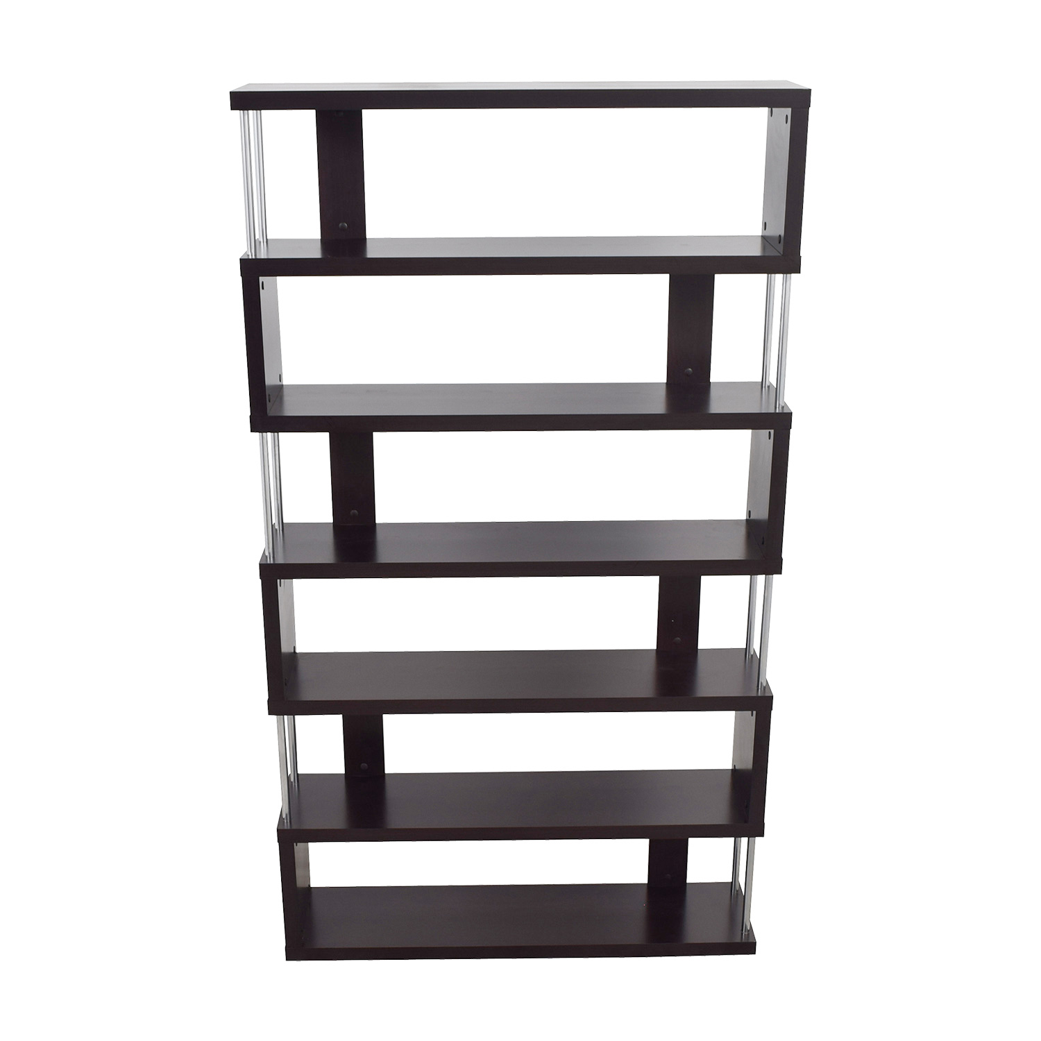 Wayfair Wayfair Geometric Bookcase for sale