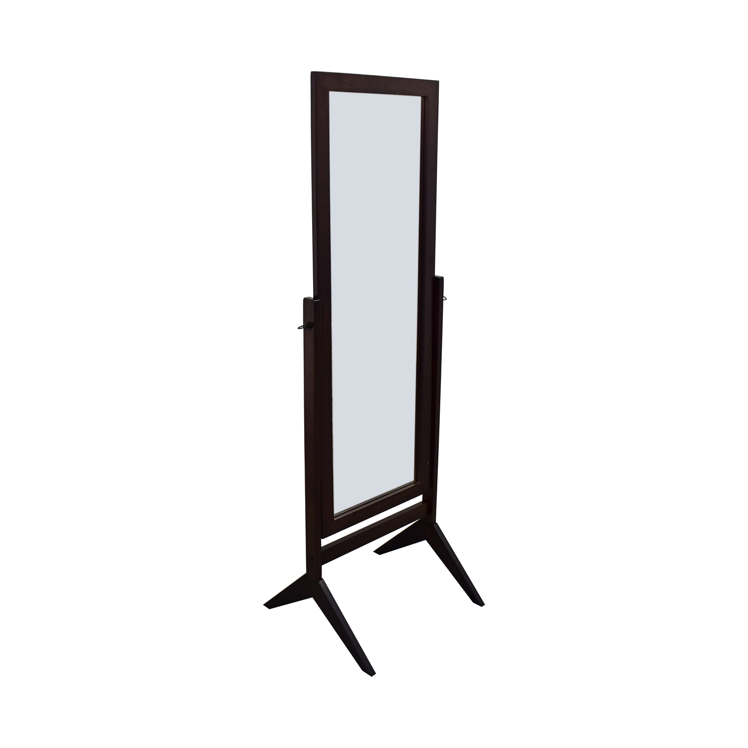 Bed Bath & Beyond Bed Bath & Beyond Brown Cheval Floor Mirror on sale