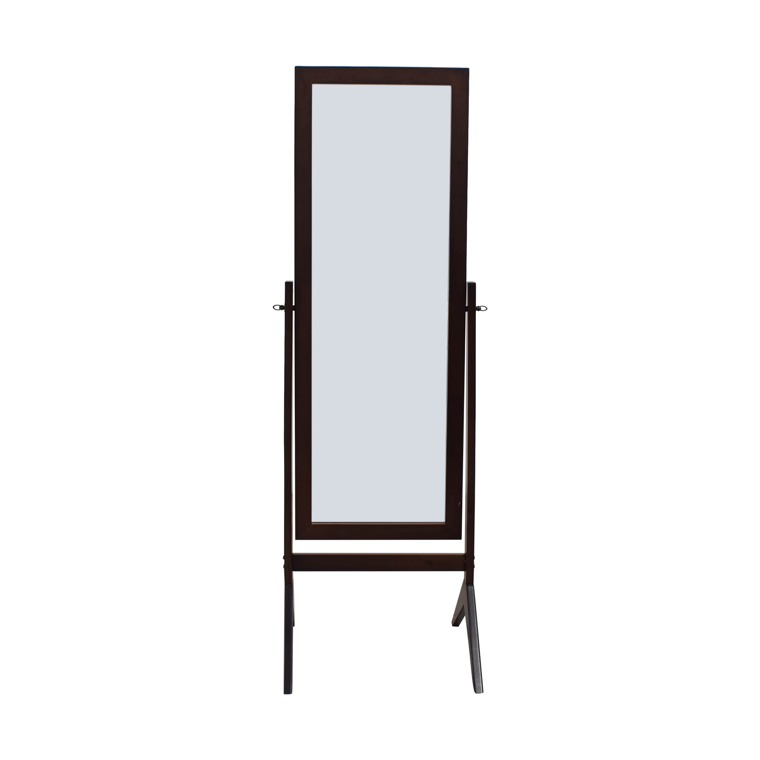 Bed Bath & Beyond Bed Bath & Beyond Brown Cheval Floor Mirror nyc