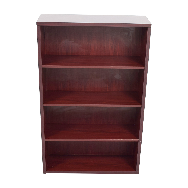 buy Wayfair Wayfair Four Shelf Bookcase online