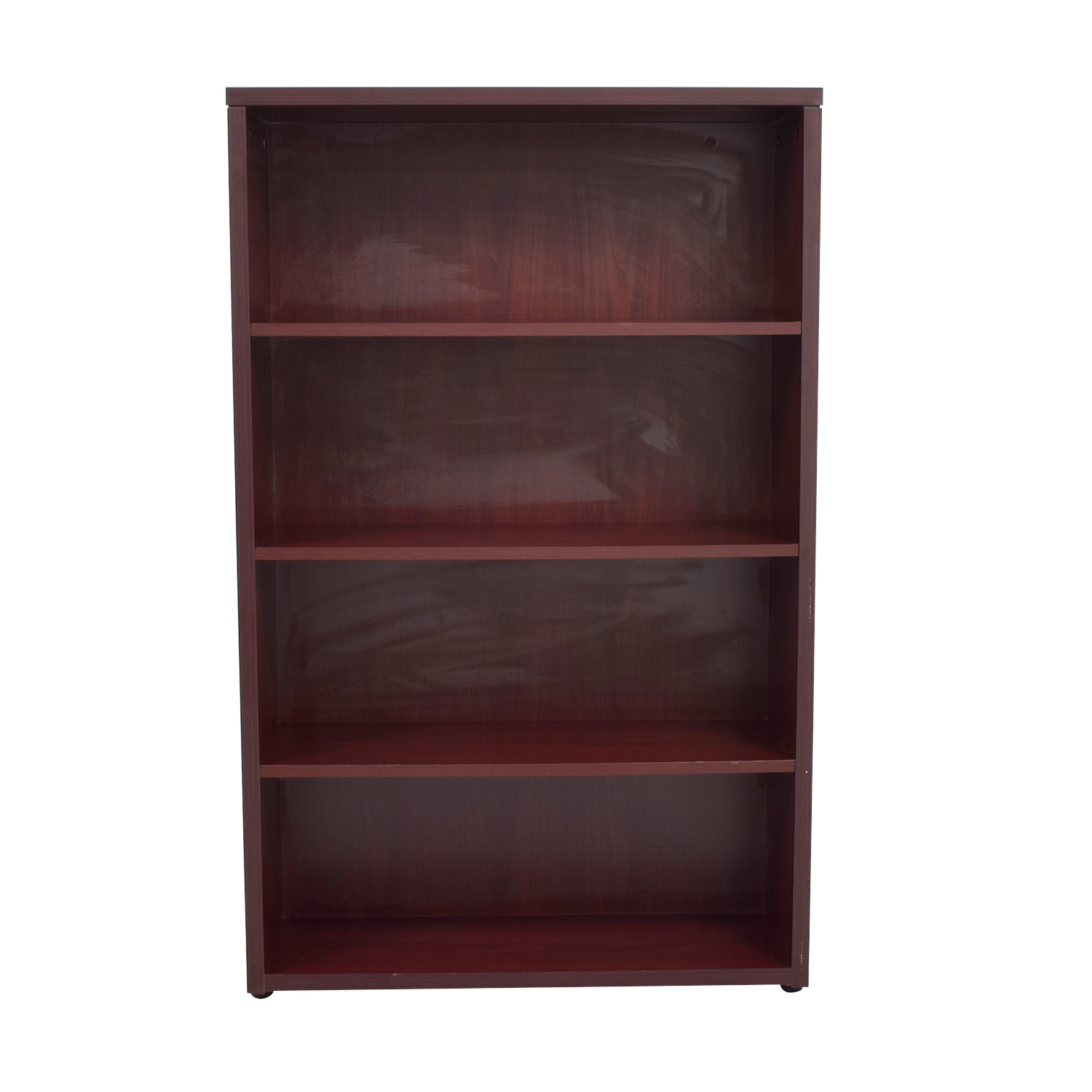 Wayfair Four Shelf Bookcase / Bookcases & Shelving